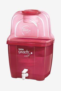 Tata Swach Smart 15 L Gravity Based Water Purifier(Pink)
