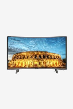 Mitashi MiCE039v30 HS 97.79 Cm (39 Inch) HD Ready Smart Curved LED TV (Black)
