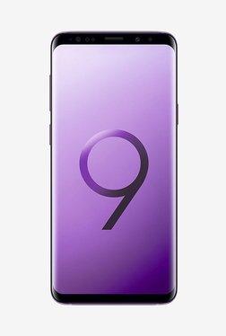 Samsung Galaxy S9 Plus 64 GB (Lilac Purple) 6 GB RAM, Dual SIM 4G