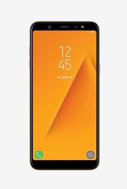 Samsung Galaxy A6 Plus 64 GB (Gold) 4 GB RAM, Dual SIM 4G