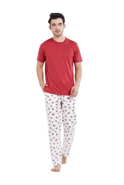5bb60499e2f Mens Nightwear | Buy Night Suits For Men Online In India At Tata CLiQ