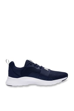 b16600a77580 Puma White Wired PS Sneakers for Boys in India May