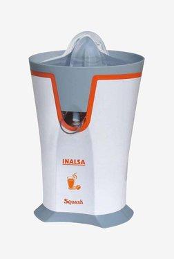 Inalsa Squash 40 Watts Citrus Juicer (White/Grey)