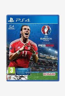 PS4 - UEFA Euro 2016 Pro Evolution Soccer