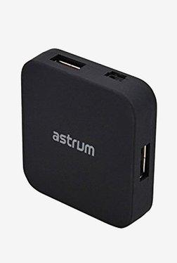 Astrum UH040 4-Port Ultra 2.0 USB Hub (Black)