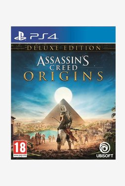 PS4 - Assassin's Creed Origins Deluxe Edition