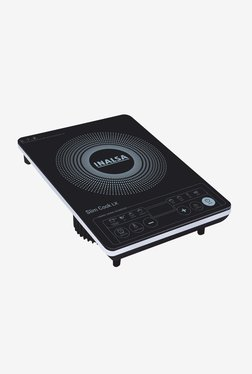 Inalsa Slim Cook Lx 2000 W Induction Cooktop (Black)