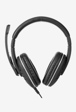 Astrum HS790 Over the Ear Headphone With Mic (Black)