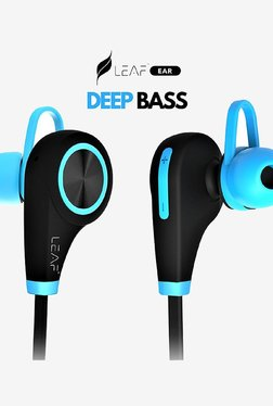 Leaf Ear Wireless Earphones (Cool Blue)