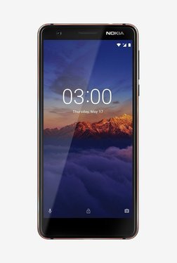 Nokia 3.1 16 GB (Blue/Copper) 2 GB RAM, Dual Sim 4G