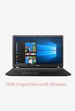 Acer Aspire ES1-572 (6 Gen i3/4GB/1TB/39.62cm(15.6)/W10/INT) Black