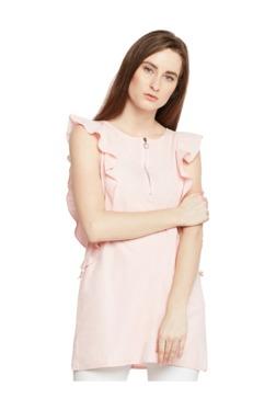 Oxolloxo Pink Cotton Tunic