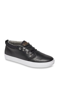 Quiksilver Griffin Black Sneakers