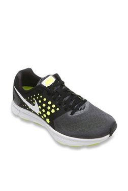 912770faf4312 Nike Zoom Span Dark Grey Running Shoes