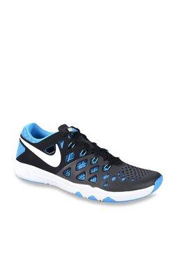 sale retailer 14c46 5be8c Nike Speed 4 Black Running Shoes