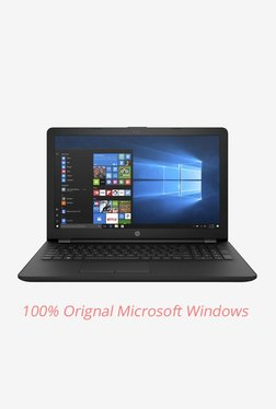 HP Notebook 15-BW548AU (AMD E2-9000/4GB/1TB/39.62cm(15.6)/W10/AMD) Jet Black