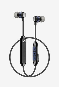 Senheiser CX 6.00BT Bluetooth Headset with Mic (Black)