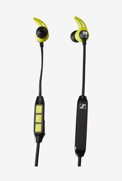 Senheiser CX SPORT Bluetooth Headset with Mic (Black/Green)