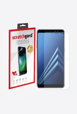 Scratchgard Anti-Bubble & Anti-Fingerprint Screen Protector For Samsung Galaxy J8