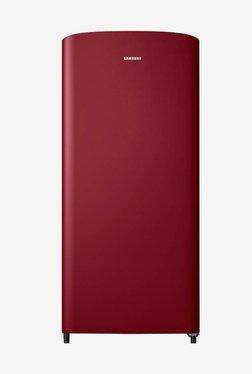 Samsung RR19M10C1RH/HL 1 Star 192 L Direct Cool Single Door Refrigerator (Scarlet Red)