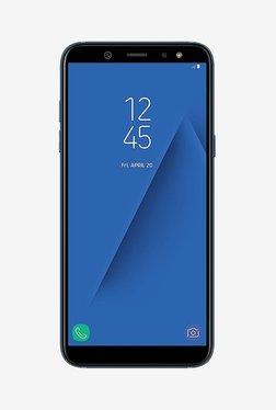 Samsung Galaxy A6 64 GB (Blue) 4 GB RAM, Dual SIM 4G