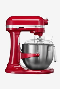 KitchenAid Artisan Design 5KSM7591XBER 500W 1 jar Stand Mixer Grinder (Empire Red)
