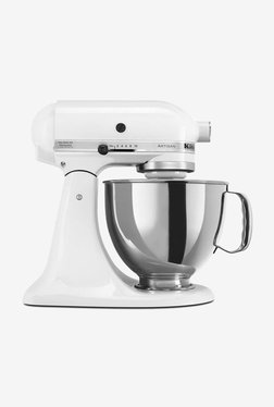 KitchenAid Artisan Design 5KSM150PSDWH 300W Stand Mixer (White)