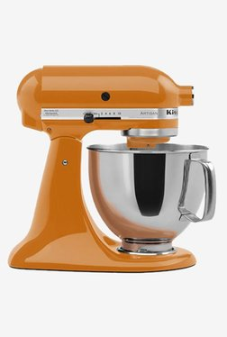 KitchenAid Artisan Design 5KSM150PSDTG 300W Stand Mixer (Tangerine)