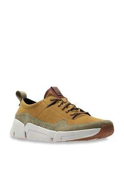 ab9d67160d23 Clarks Tri Active Run Ochre Sneakers