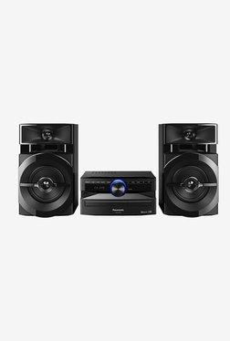 Panasonic SC-UX100GW-K 2.1 channel CD & USB Wireless Bluetooth 300W Mini Hi-Fi System (Black)