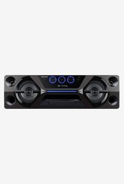 Panasonic SC-UA3GW-K 2 channel Wireless Speaker High Power Hi-Fi System (Black)