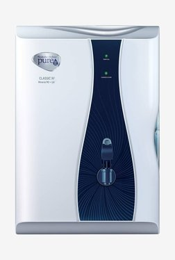 Pureit Classic G2 Mineral 6 L RO + UV Water Purifier (Blue/White)