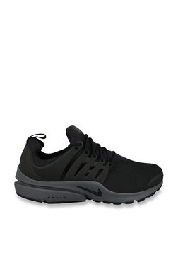 Nike Air Presto Essential Black Running Shoes