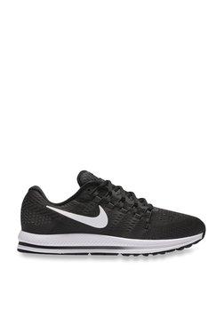 Nike Air Zoom Vomero 12 Black Running Shoes