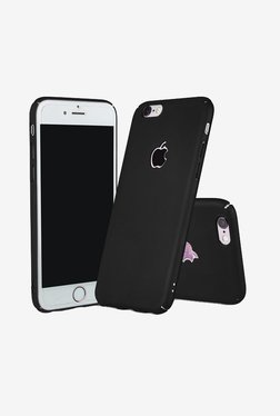 Parallel Universe Matte Finish Back Cover Case For iPhone 8/iPhone 7 (Black)