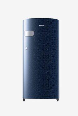 Samsung RR19N1Y12MU/HL 192 L 2 Star Direct Cool Single Door Refrigerator (Ombre Blue)