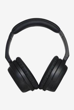 Envent Saber 630 Over The Ear Bluetooth Headphones (Black)