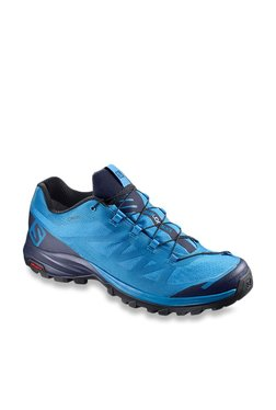 d5ca5dad6 Salomon Outpath Blue Hiking Shoes