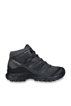 Salomon Shindo Mid GTX Black Hiking Shoes fa670c22f