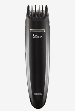 Syska HT200 Ultra Cordless Trimmer (Black)