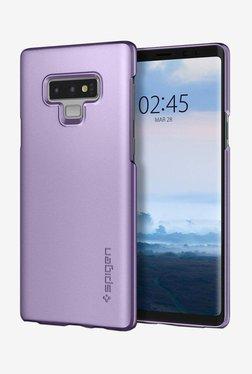 Spigen 599CS24568 Thin Fit Case For Samsung Galaxy Note 9 (Lavender)