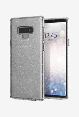 Spigen 599CS24570 Liquid Crystal Glitter Case For Samsung Galaxy Note 9 (Crystal Quartz)