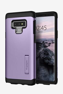 Spigen 599CS24590 Tough Armor Case For Samsung Galaxy Note 9 (Lavender)