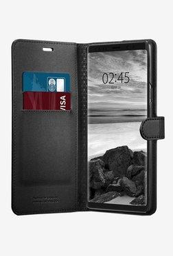 Spigen 599CS24579 Wallet S Case For Samsung Galaxy Note 9 (Black)