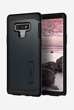 Spigen 599CS24505 Slim Armor Case For Samsung Galaxy Note 9 (Metal Slate)