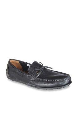 705dd0579a77 Clarks Benero Edge Black Boat Shoes