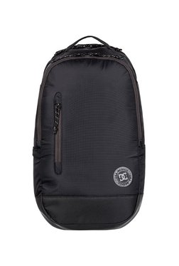 ce1f03d9ca DC Hauler Black Solid Nylon Laptop Backpack