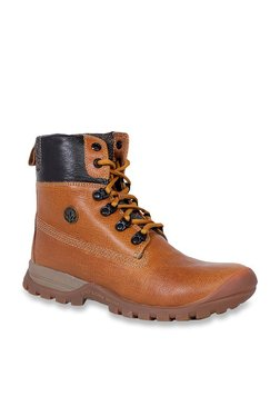 12739e52a13520 Woodland Snaype Derby Boots