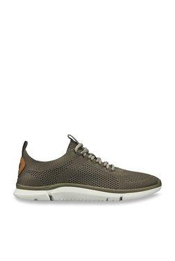 bcd4f690024f Clarks Triken Run Olive Sneakers