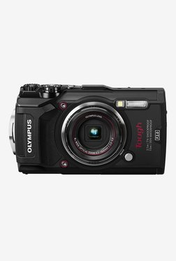 Olympus Tough TG-5 V104190BU000 Waterproof Camera With 3-Inch LCD (Black)